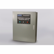 PowerGate Emergency Lighting Transfer Switches