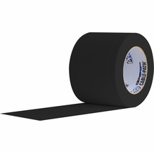 Pro Cable Path Tunnel Tape Black 4 Inch