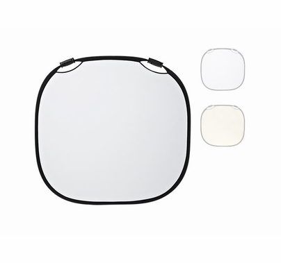 Profoto Reflector Sunsilver White, Large Collapsible 47 inch