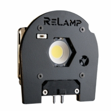 ReLamp 300 LED Replacement Arri 300W Bulb Lamp FKW - TUNGSTEN