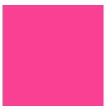 Rosco E Colour 002 Rose Pink Lighting Gel Sheet