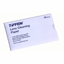 Tiffen Lens / Filter Cleaner and Tissue