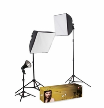 Westcott Photo Basics uLite 3 Light Studio Kit  403