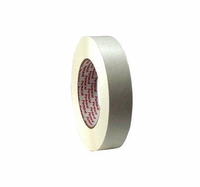 """White Paper Tape 1"""" Wide Roll 724"""