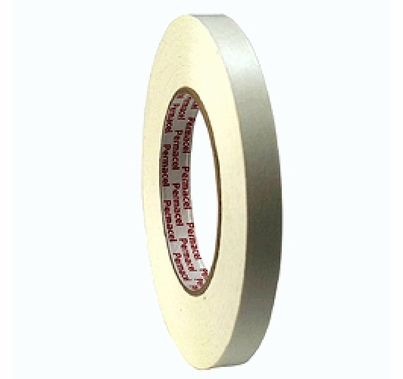 """White Spike Paper Tape 1/2""""x60yds  Permacel 724"""