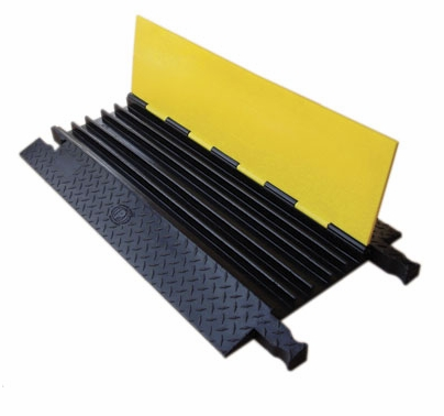Yellow Jacket Heavy Duty 5 Channel Cable Ramp YJ5-125