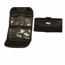 Zing Neoprene Memory Card Holder, Black, 595-101