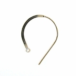 14k Gold-Filled Fancy Earwires 20 (1 pair) 28mm