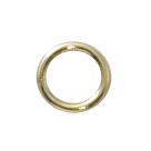 14k Gold-Filled Open Jump Rings 5mm (50)