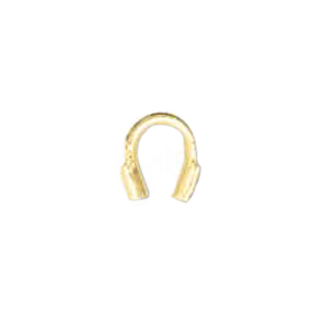 14k Gold-Filled Wire Protectors .021 (25pcs)
