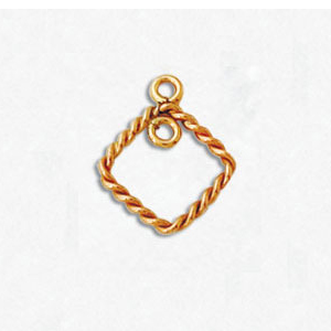 14kt Gold-Filled Earring Component 01
