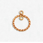 14kt Gold-Filled Earring Component 02