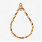 14kt Gold-Filled Earring Component 11 dbv