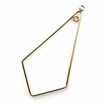 14kt Gold-Filled Earring Component 15