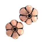 AF Copper Bead 13 - 9mm, Antique Finish (10)