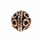 AF Copper Bead 15 - 8mm, Antique Finish (10)