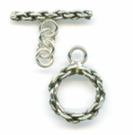 Bali Silver #1 Toggle Chain 13mm - out of stock