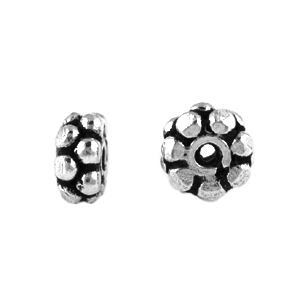 Bali-Style Sterling  Silver Bead 03 (25)