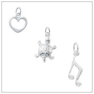 Charms Up to 25% off
