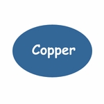 Copper Magnetic Clasps