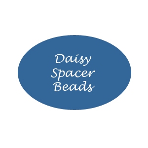 Daisy Spacer Beads