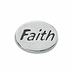 Faith Message Bead