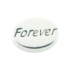 Forever Message Bead