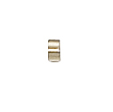 Gold-Filled Crimps 2x1mm (100)