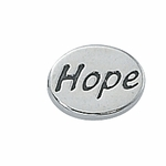 Hope Message Bead