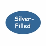 Silver-Filled Beads