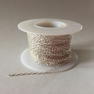 Silver-Filled Chain - On Sale