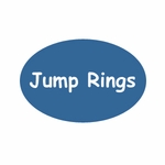 Silver-Filled Jump Rings