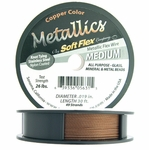 Soft Flex Wire, .019 Dia, 30 Feet, 49 Strand, Copper