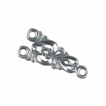 Sterling Silver 925 Fancy Multi Strand, 2 to 1 Reducers, 2 strand to 1 strand reducer or Chandelier Earring Component