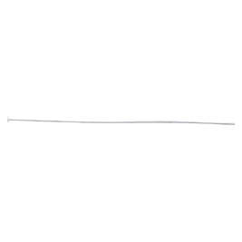 Sterling Silver Headpins 24 gauge, 2.5 inches, 20 pieces