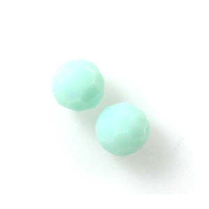 Swarovski 5000 6mm Round  Mint Alabaster Color Beads (24pk)