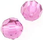 Swarovski 5000 Round Crystal - 6mm Beads