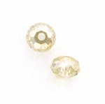 Swarovski 5040 6mm Crystal Golden Shadow  Briolette Crystal Bead (24pk)
