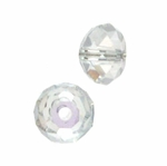 Swarovski 5040 6mm Crystal Moonlight  Briolette Crystal Bead (24pk)
