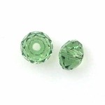 Swarovski 5040 6mm Erinite  Briolette Crystal Bead (24pk)