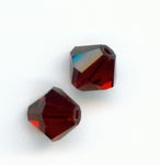 Swarovski 5301 / 5328 - 5mm bicone / xilion crystal beads