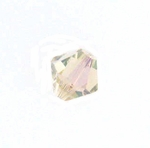 Swarovski 5301 8mm bicone / xilion  Crystal Purple Haze (12)