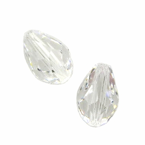 Swarovski 5500 Crystal Drops 9x6mm (4 pc)*