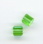 Swarovski 5601 - 4mm Cube Crystal Beads