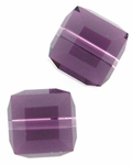 Swarovski 5601 - 6mm Cube Crystal Beads