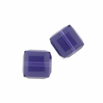 Swarovski 5601 6mm cube  Purple Velvet (12pk)