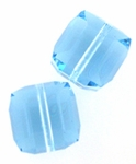 Swarovski 5601 Cube Crystal Beads - 8mm