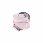 Swarovski 5603  Graphic Cube 6mm Light Amethyst Color Beads (12pk)