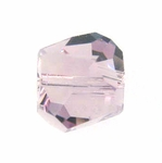 Swarovski 5603  Graphic Cube 8mm Light Amethyst Color Beads (6pk)