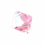 Swarovski 6301 Bicone Pendant Top-Drilled 6mm Bicone - Light Rose AB (24)